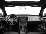 2014 Volkswagen Beetle Dashboard, center console, gear shifter view photo
