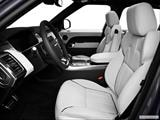 2014 Land Rover Range Rover Sport Front seats from Drivers Side