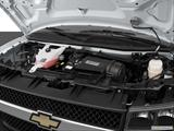 2014 Chevrolet Express 3500 Passenger Engine photo