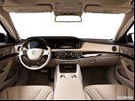 2014 Mercedes-Benz S-Class Dashboard, center console, gear shifter view photo