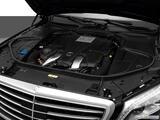 2014 Mercedes-Benz S-Class Engine photo