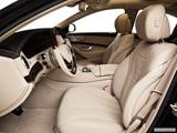 2014 Mercedes-Benz S-Class Front seats from Drivers Side