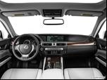 2014 Lexus GS Dashboard, center console, gear shifter view photo