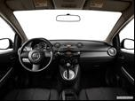 2014 Mazda MAZDA2 Dashboard, center console, gear shifter view photo