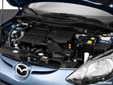 2014 Mazda MAZDA2 Engine photo