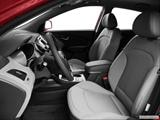2014 Hyundai Tucson Front seats from Drivers Side