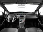 2014 Toyota Prius Dashboard, center console, gear shifter view photo