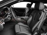 2014 BMW M6 Front seats from Drivers Side
