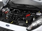 2014 Ford Fiesta Engine photo