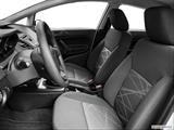 2014 Ford Fiesta Front seats from Drivers Side