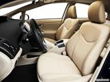 2014 Toyota Prius Front seats from Drivers Side