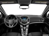 2014 Chevrolet Cruze Dashboard, center console, gear shifter view
