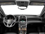 2014 Chevrolet Malibu Dashboard, center console, gear shifter view