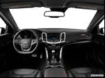 2014 Chevrolet SS Dashboard, center console, gear shifter view photo