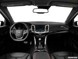 2014 Chevrolet SS Dashboard, center console, gear shifter view