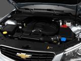 2014 Chevrolet SS Engine photo