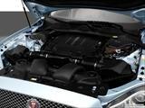 2014 Jaguar XJ Series Engine photo