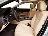 2014 Jaguar XJ Series Front seats from Drivers Side