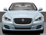 2014 Jaguar XJ Series Low/wide front photo