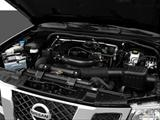 2014 Nissan Frontier King Cab Engine photo