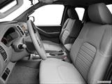 2014 Nissan Frontier King Cab Front seats from Drivers Side