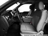 2014 Ford F150 SuperCrew Cab Front seats from Drivers Side