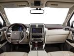 2014 Lexus GX Dashboard, center console, gear shifter view photo