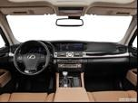 2014 Lexus LS Dashboard, center console, gear shifter view photo