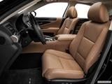 2014 Lexus LS Front seats from Drivers Side