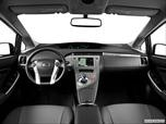 2014 Toyota Prius Plug-in Dashboard, center console, gear shifter view photo