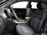 2014 Kia Sportage Front seats from Drivers Side