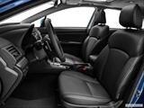 2014 Subaru Impreza Front seats from Drivers Side