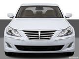 2014 Hyundai Genesis Low/wide front photo