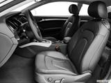 2014 Audi A5 Front seats from Drivers Side