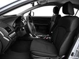 2014 Subaru Impreza Front seats from Drivers Side