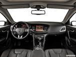 2014 Dodge Dart Dashboard, center console, gear shifter view photo