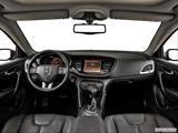 2014 Dodge Dart Dashboard, center console, gear shifter view