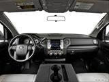 2014 Toyota Tundra Regular Cab Dashboard, center console, gear shifter view