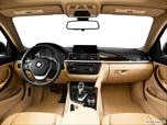 2014 BMW 4 Series Dashboard, center console, gear shifter view photo