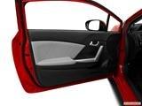 2014 Honda Civic Inside of driver's side open door, window open
