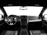 2014 Dodge Grand Caravan Passenger Dashboard, center console, gear shifter view