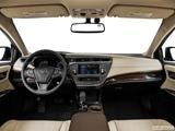 2014 Toyota Avalon Dashboard, center console, gear shifter view