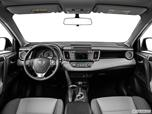 2014 Toyota RAV4 Dashboard, center console, gear shifter view photo