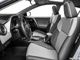 2014 Toyota RAV4 Front seats from Drivers Side