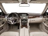 2014 Mercedes-Benz E-Class Dashboard, center console, gear shifter view