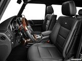 2014 Mercedes-Benz G-Class Front seats from Drivers Side