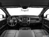 2014 Ram 2500 Regular Cab Dashboard, center console, gear shifter view