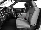 2014 Ram 2500 Regular Cab Front seats from Drivers Side
