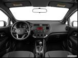 2014 Kia Rio Dashboard, center console, gear shifter view photo