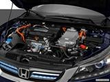 2014 Honda Accord Hybrid Engine photo